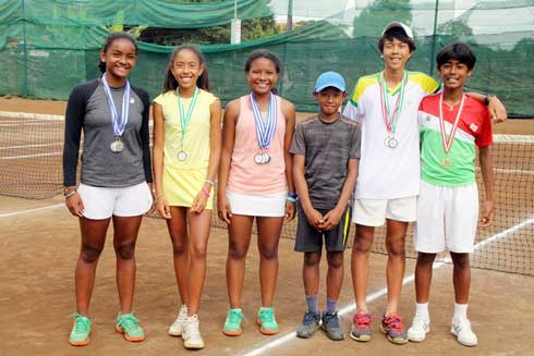 Tournoi – ITF/CAT U14 : Finoana et Sampras sacrés en « double garçons »