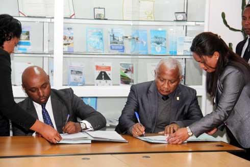 JIRAMA-BIANCO: Elaboration d'un plan d'action anti-corruption