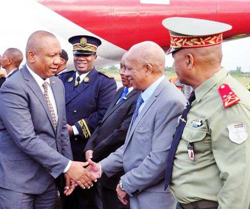 Apaisement et élection: Le PM Ntsay Christian inquiet