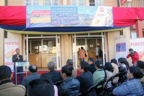 Plénipotentiaires de l'UPAP : Les grands acteurs du secteur postal attendus à Antananarivo