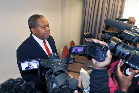 Roland Ratsiraka  : « Les élections avant la refondation »