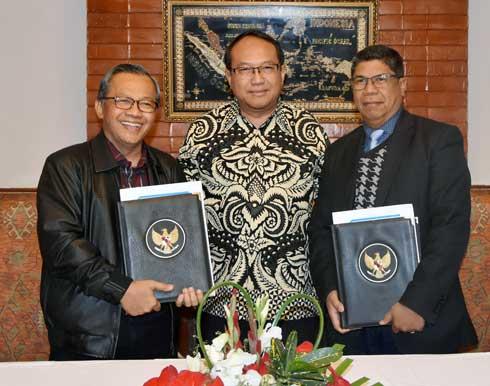 Enseignement : Coopération fructueuse entre l'université indonésienne et les instituts supérieurs malgaches.