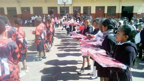 Itel Mobile : Poursuite des actions de soutien à l'éducation