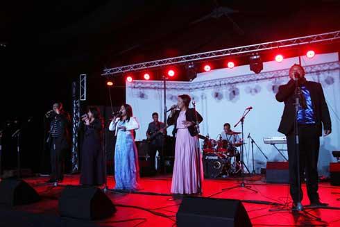 Musique évangélique : Succès notoire pour Antsan'i kristy, Amam et Ny Mpitory