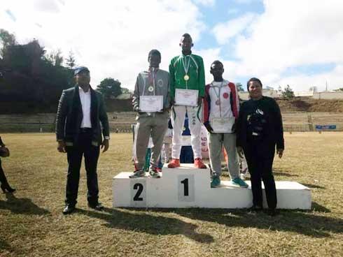 Athlétisme – Sommets jeunes : Le ministre des sports confiant de la relève prometteuse