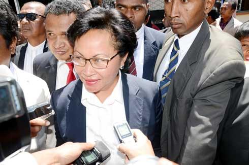 Affaire CEG Analamahitsy : Lalao Ravalomanana va porter plainte