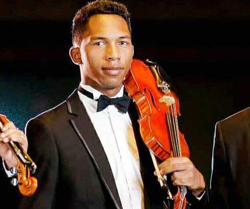Ravo Raboanarison : Violoniste de la nouvelle génération
