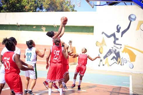 Basket – Sommets nationaux : Cinq équipes se détachent chez les vétérans dames