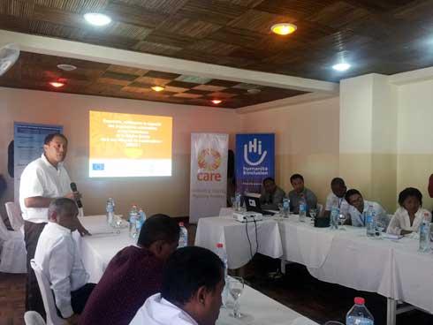 Projet de réduction inclusive des risques et catastrophes : 412 000 bénéficiaires à Mahajanga