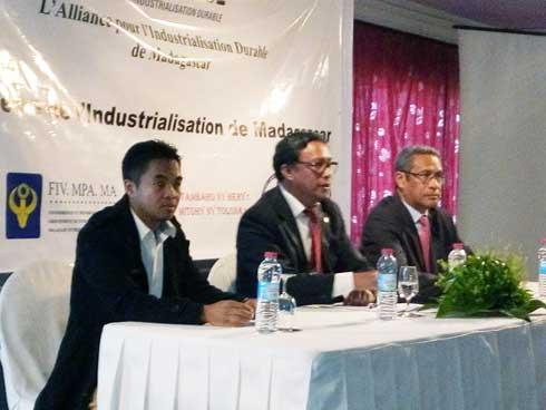 Baromètre de l'industrialisation : Une situation de base alarmante présentée hier