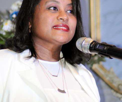 Onitiana Realy : Pressentie directrice de campagne ou porte-parole