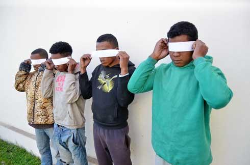 Ankaditoho : Quatre bandits surpris en pleine préparation d'une attaque armée
