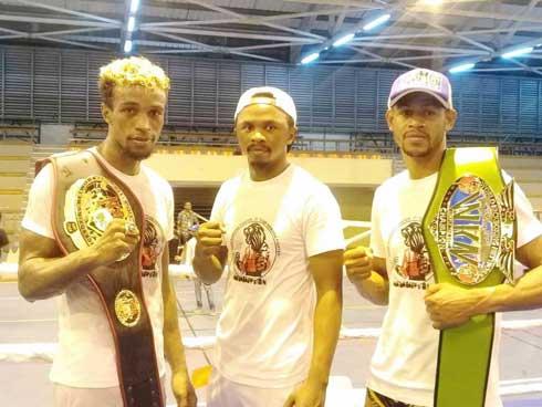 « King of Kickboxing » – Mayotte : Double victoire malgache