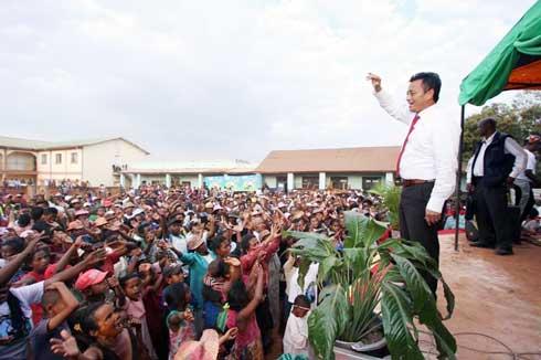 Lutte contre la corruption : Marc Ravalomanana prône l'E-Gouvernance