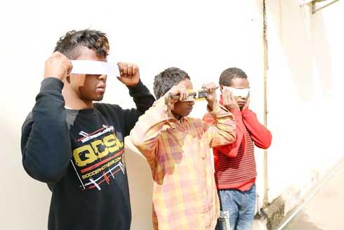 Sabotsy Namehana : Trois adolescents arrêtés pour tentative de cambriolage