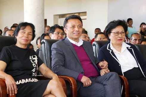 Analakely : Marc Ravalomanana pour le « Fihavanana malagasy »