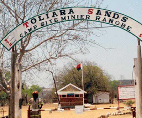 « Toliara Sands » : Le projet ilménite tarde à démarrer