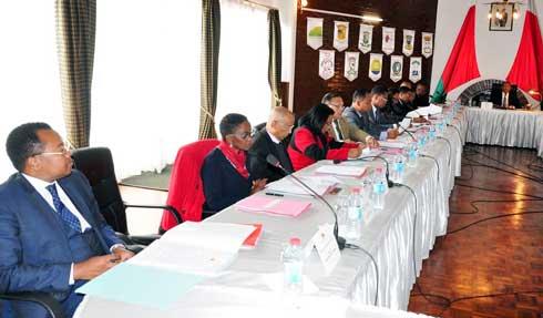 Mahazoarivo : L'insécurité sur les routes nationales évoquée en conseil de gouvernement