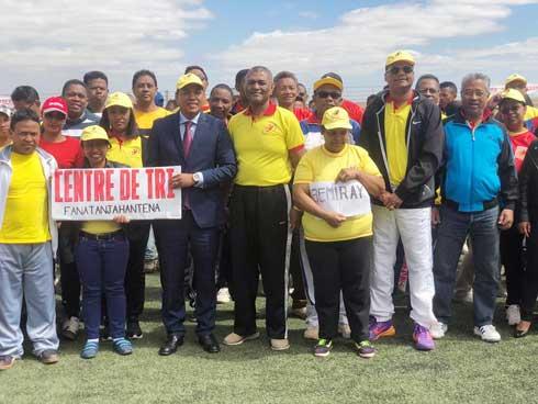 Omnisports – « Paositra Malagasy » : Vers la relance de l'AS PTT Football