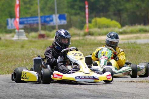 Championnat de Karting : Duel très attendu demain entre Tommi et Haja