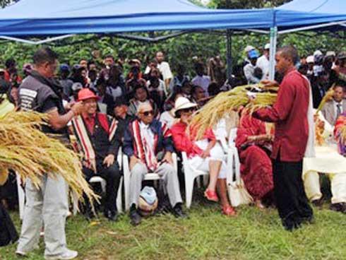 Nouvel an malgache : Fianarantsoa, un centre culturel