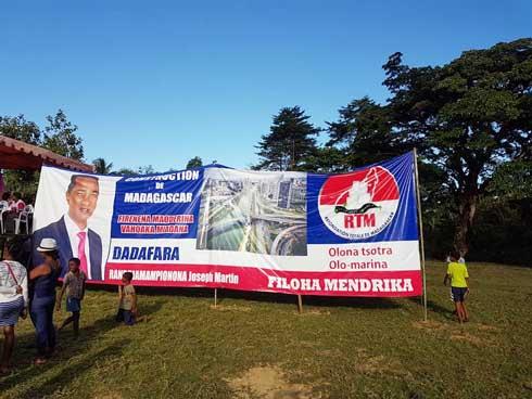 Dadafara – candidat n°20 : Honnête, franc et compétent