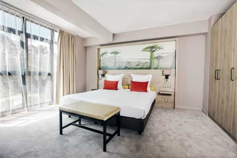 Hôtellerie : Tamboho Suites, du groupe Sanifer ouvre ses portes