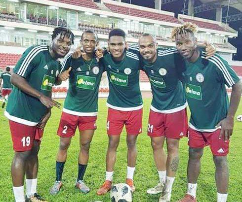 Football – CAN 2019 : Les Barea débarquent à Malabo