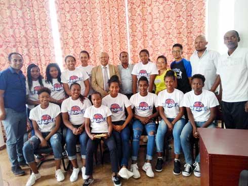 Basket – Coupe d'Afrique des Clubs : MB2All vise le Top 8 africain