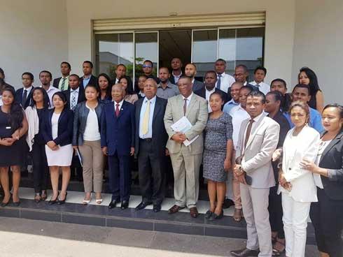ENAM : Séminaires sur les pratiques politiques à Madagascar