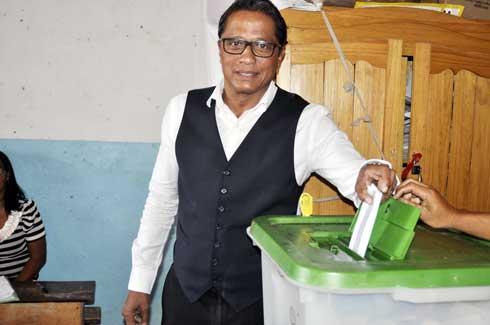 Erick Rajaonary  : Solidaire avec la population malgache