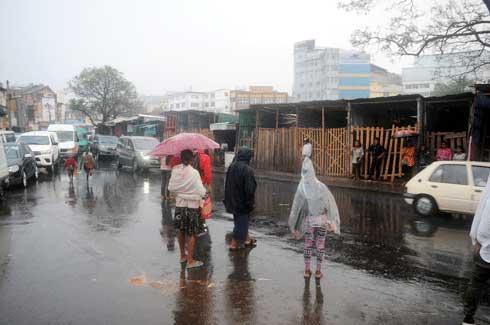 Météo  : De la pluie partout