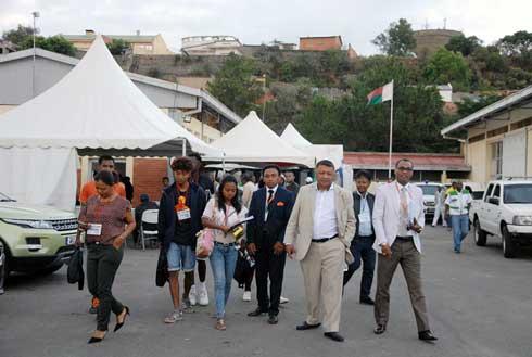 CENI Alarobia : Les observateurs d'Andry Rajoelina claquent la porte