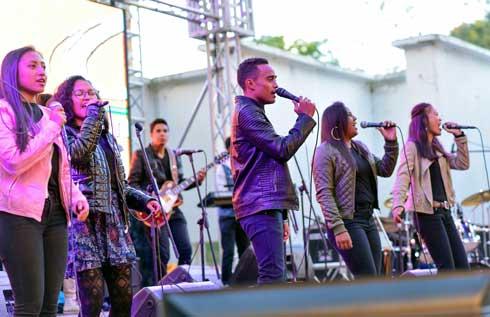 Rock  : Va pour un « Freedom Fest » chrétien
