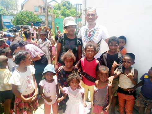 «Noely Fifaliana» : « Ny Sahy » a organisé un évènement de convivialité