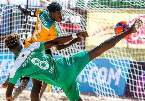 Beach Soccer – Sommet africain : Maroc-Sénégal et Egypte-Nigeria en demies