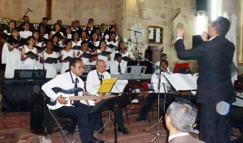 Noël : Concert festif avec Orimbato