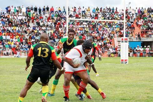 Rugby – Gold top 20 quarts de finale : COSFA-JSTA rencontre cruciale le 9 décembre