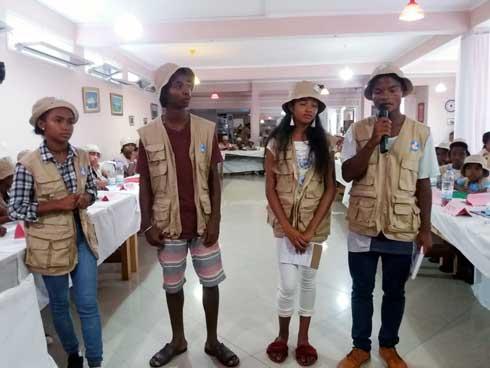 Junior Reporters Club : Quand les enfants et les adolescents s'initient au journalisme radio