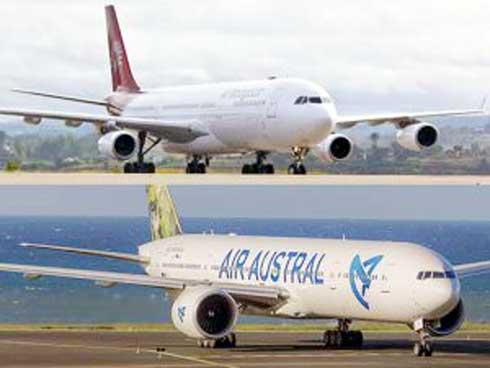 MyCapricorne : Un programme de fidélité commun pour Air Madagascar et Air Austral.