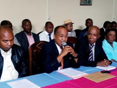 FIANTA : Pour le rattachement de la commune de Namorogna à Manakara