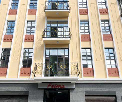 Galerie Feima : Un nouveau centre commercial pour produits moyen et haut de gamme  à Analakely