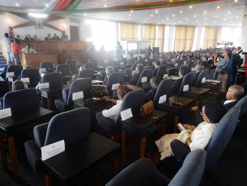 Palais d'Anosikely : Les sénateurs nommés indéboulonnables