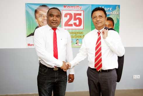 Hiajaniaina Michel dit «Jajah» : Candidat proposé par TIM à Mahajanga