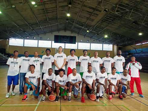 Basket-ball – AfroLeague  : Mohammed et Alpha rejoignent officiellement COSPN