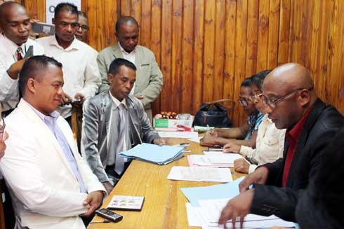 Jaona Elite : Candidat indépendant dans l'Atsimondrano