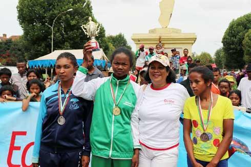 Semi-marathon – Championnats nationaux : Mampitraotse et Seheno Raharinirina sacrés
