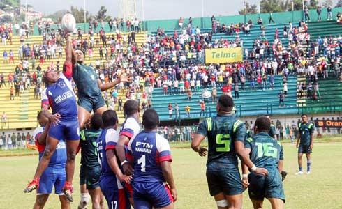 Rugby : Mankajakaray s'incline devant la CNaPS