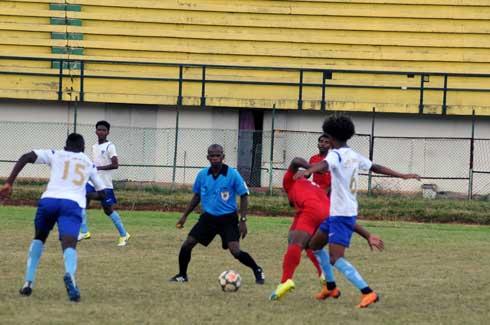 Football- Telma Coupe de Madagascar : Itasy, Bongolava  et Tana devant !