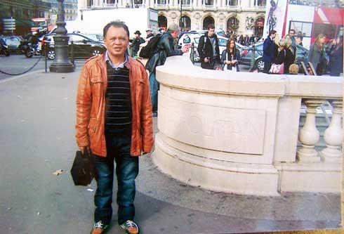 Eddy Ramanirabahoaka membre de la Diaspora : Pour la révision de la Constitution